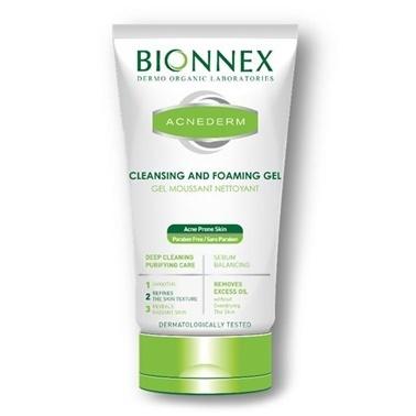 Bionnex BIONNEX Acnederm Temizleme Jeli 150 ml Renksiz